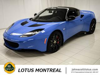 Lotus Evora S 2+2 Supercharged 2015