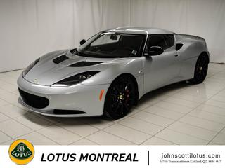 Lotus Evora S 2+2 Supercharged 2014
