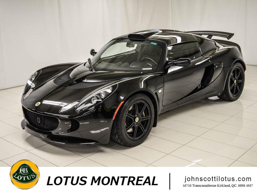 Used 2008 Lotus Exige S 240 for Sale in Montreal, North Shore, South ...